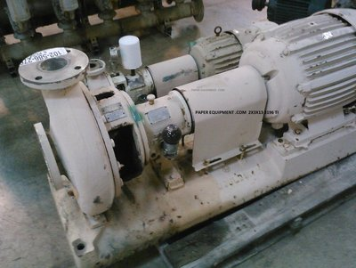 HUNDREDS OF USED GOULDS 3196 PUMPS AVAILABLE FOR SALE, XLT, XLTX